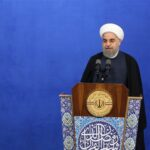 President Rouhani Praises IRGC's Timely Attack on ISIS Positions