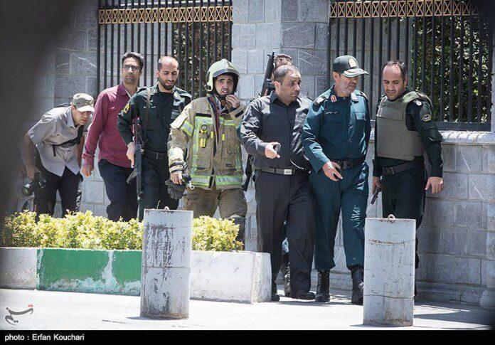 Tehran Attacks
