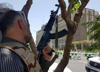 Tehran Shooting -Attacks