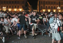 Turin Stampede; When Social Frenzy Turns into Fear