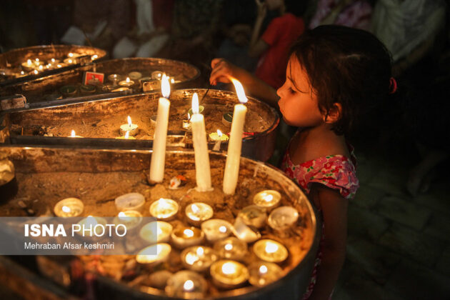 Zoroastrians Flock to Sacred Temple for Annual Pilgrimage