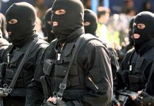"""اعتقال خلية تكفيرية بمحافظة قم """"جنوب طهران"""""""