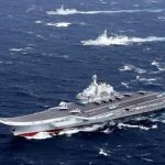 سفن حربية صينية