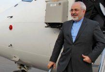ظريف يعود الى طهران في ختام زيارته الى النرويج