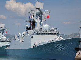 وصول سفن حربية صينية إلى ايران لإجراء تدريبات مشتركة