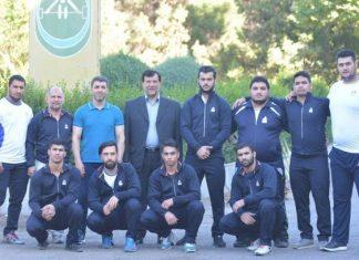 شباب ايران يحصدون بطولة العالم برفع الاثقال