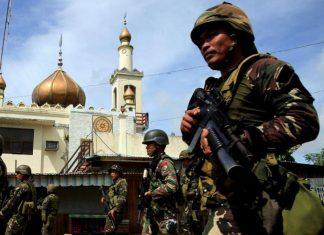 فرار فیلیپینیها از دست داعش با تغییر قیافه
