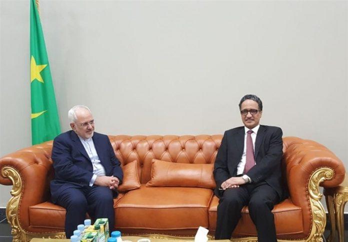 وزير الخارجية الايراني يغادر الجزائر الى موريتانيا