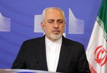 ظريف لتيلرسون .. عليكم بالقلق على نظامكم بدلا من تغيير الحكم في ايران