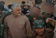 قاسم سليماني عندما يلتقي الجيشان العراقي والسوري