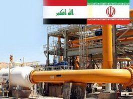 ايران تعيد إمدادات الغاز للعراق