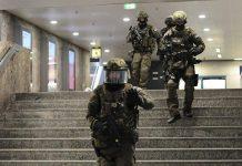 5 زخمی در تیراندازی متروی مونیخ