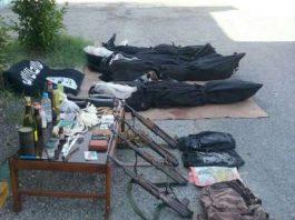 """القضاء على عصابة مسلحة في """"هرمزكان"""" جنوب ايران"""