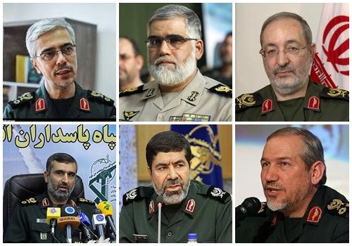 كيف تنظرالقيادة العسكرية الايرانية لضربة دير الزور الصاروخية