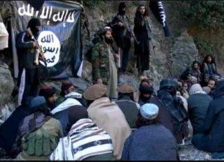 آمریکا داعش را به افغانستان منتقل میکند