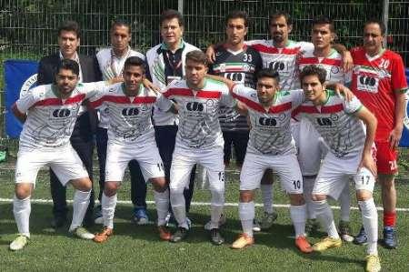 منتخب الخماسي الايراني ينسحب من بطولة عالمية تضامنا مع فلسطين