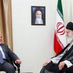 القائد الخامنئي يستقبل رئيس الوزراء العراقي