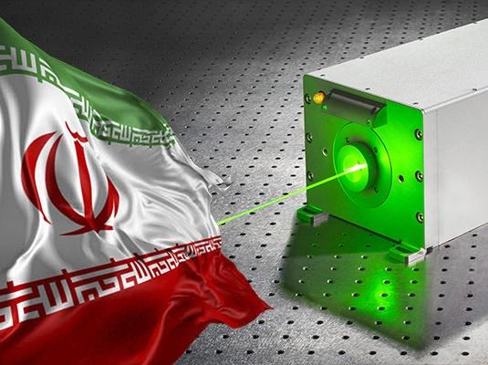 laser-iran