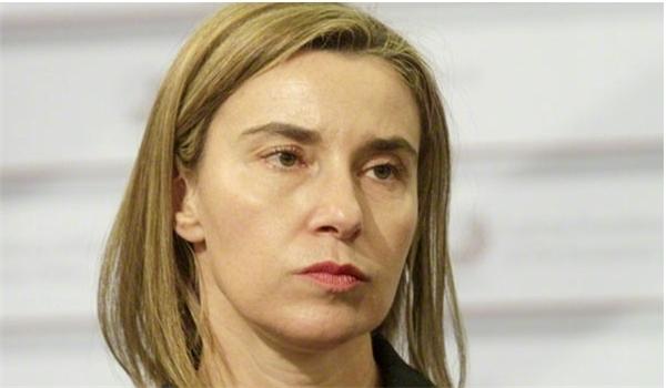 فیدريكا موغريني