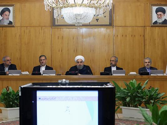 الرئيس روحاني .. لن نسمح للارهاب بالتوسع في المنطقة