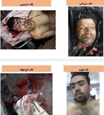 هویة المهاجمين لضريح الامام الخميني والبرلمان الايراني