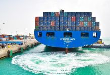 تصدر أول شحنة من القمح الايراني الى سلطنة عمان
