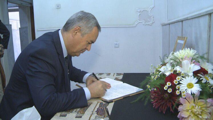 Iran Embassy in Tajikistan