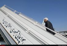 Iran's Foreign Minister in Beirut for Talks
