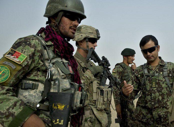 تداوم تیراندازیهای اعتراضی سربازان افغان به نظامیان آمریکایی