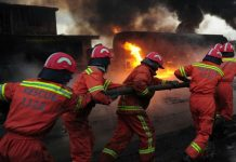 واژگونی تانکر سوخت 123 پاکستانی را به کشتن داد
