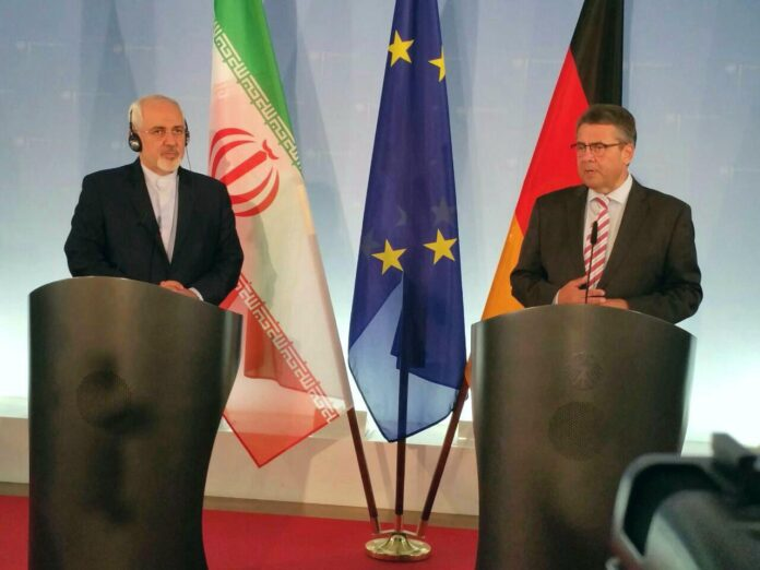 German FM Hails Iran's Positive Role in Mideast