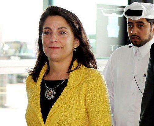 سفیر آمریکا در قطر