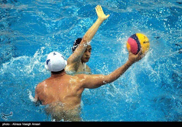منتخب إيران لكرة الماء يتوج ببطولة سنغافورة