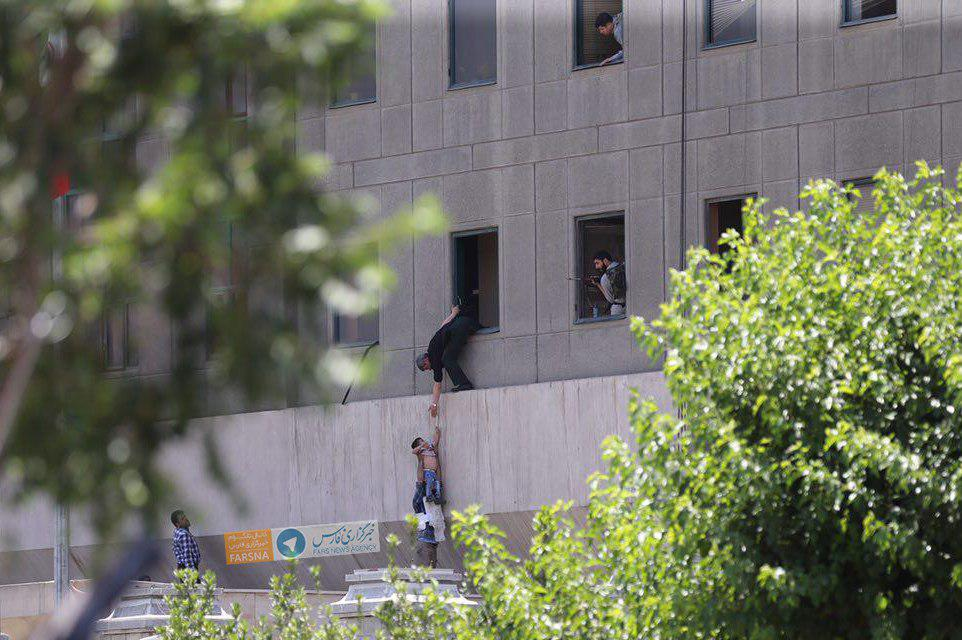 Tehran Shooting: Casualties Reported after Twin Attacks3