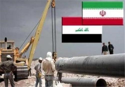 ايران تبدء بتصدير نحو 7 ملايين متر مكعب من الغاز يوميا الى العراق