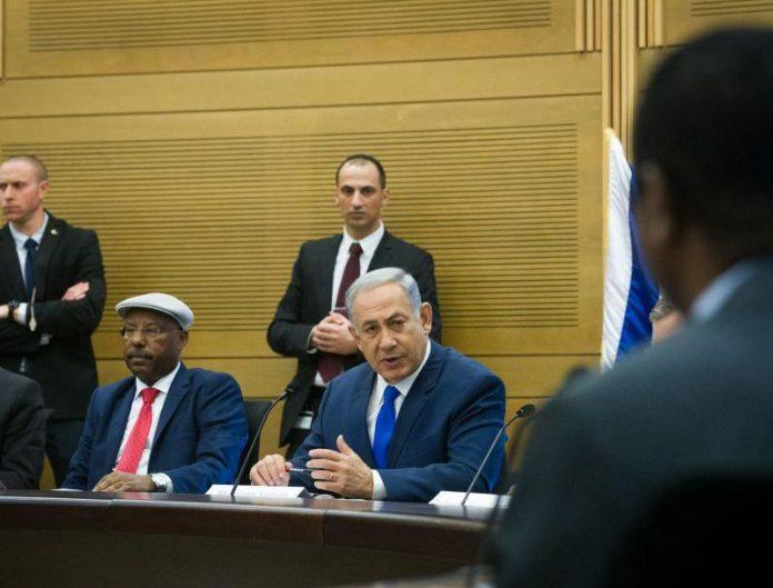 اعتراض کشورهای آفریقایی به حضور نتانیاهو در اجلاس اکوواس