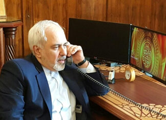 Iranian FM Discusses Qatar Crisis with Foreign Counterparts