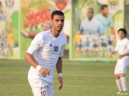 اللاعب العراقي مروان حسين يتعاقد مع فريق سباهان الايراني