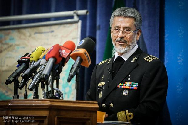 ایران ترسل اکثر من 50 مجموعة بحرية للمیاه الدولية الحرة