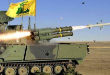 قدرت موشکی حزبالله لبنان