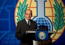منظمة حظر الاسلحة الكيمياویة تشيد بتعاون ايران