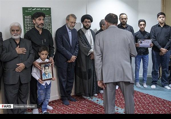 مجلس تأبين ضحايا الحادث الارهابي في البرلمان الايراني 1