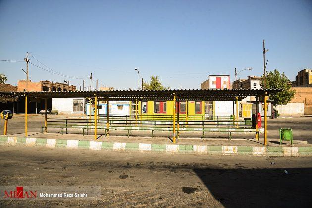 مدينة أهواز تحترق !10