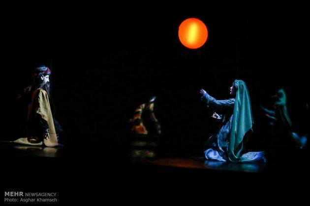 مسرحية أوبرا العرائس في طهران 10