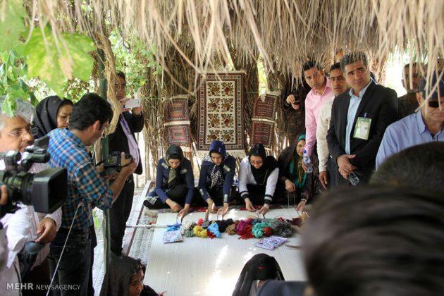 """ممثلو اليونسكو بصدد تسجيل""""كليم"""" الايراني عالمياً10"""