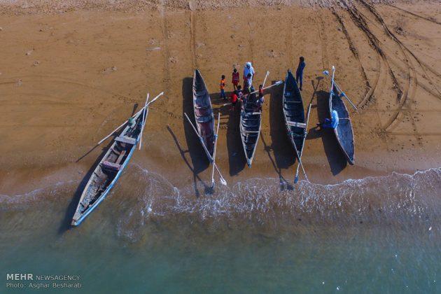 """احتفال """"نوروز الصياد"""" في جزيرة قشم الايرانية 10"""