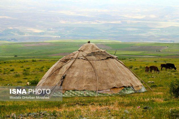 مصيف قوش غولو الساحر شمال غرب ايران 10