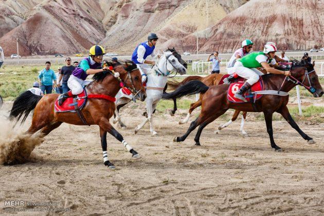 ایران .. سباق الخيل في آذربيجان الشرقية 11