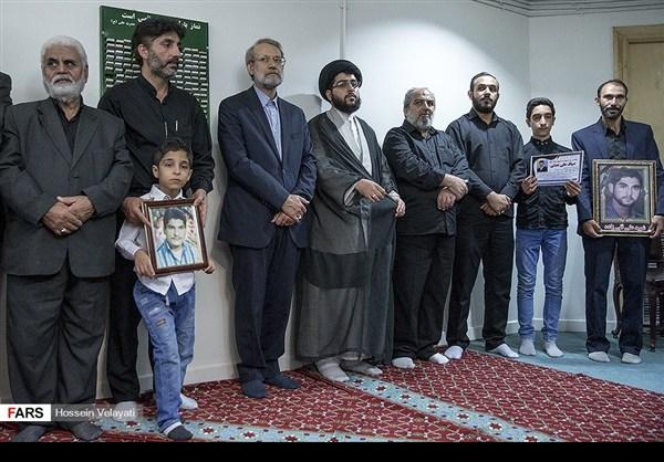 مجلس تأبين ضحايا الحادث الارهابي في البرلمان الايراني 11
