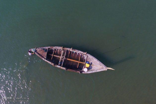 """احتفال """"نوروز الصياد"""" في جزيرة قشم الايرانية 11"""